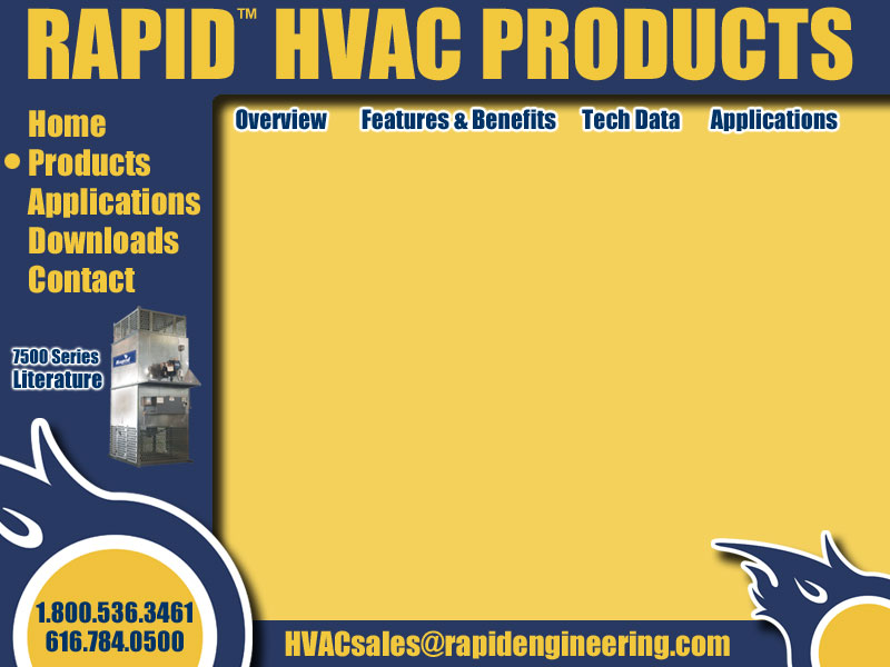 Rapid HVAC Products